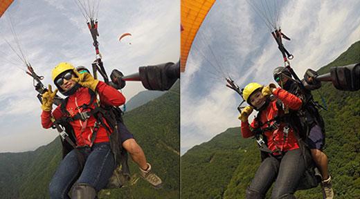 龙仁Songgolmae 滑翔伞