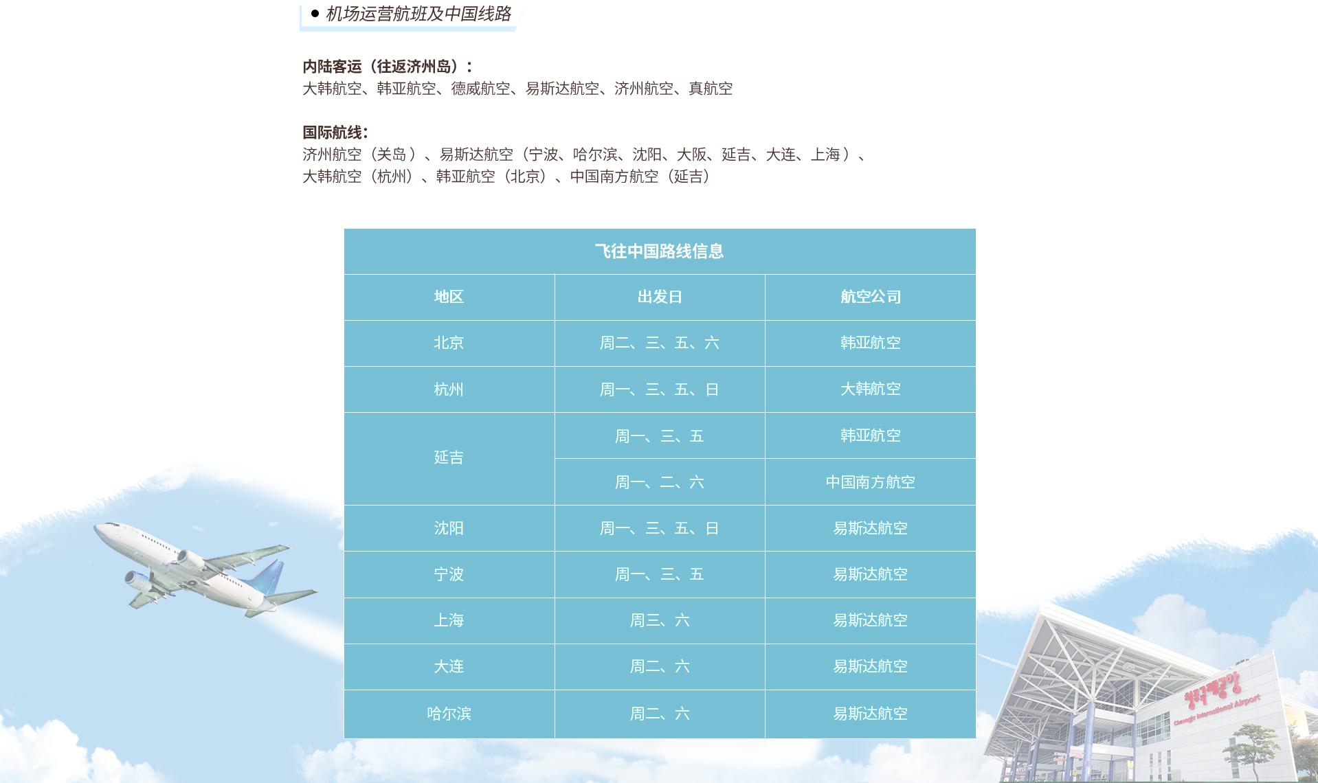 青州国际机场