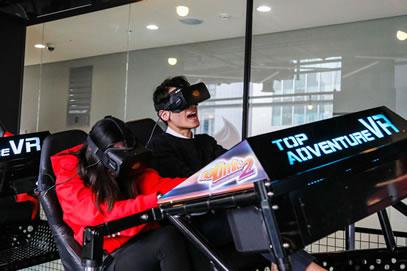弘大HIT VR主题乐园