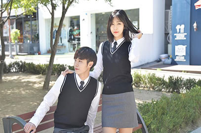 首尔韩式校服租赁(弘大店)