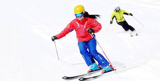 江原道伊利希安江村滑雪一日游
