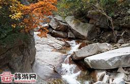 百潭溪谷-伽倻洞溪谷路线