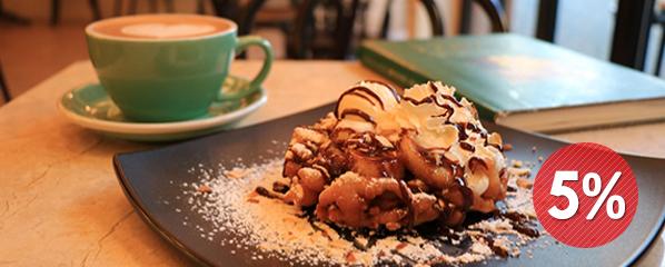 梨泰院 SWEET EAST 甜品咖啡店