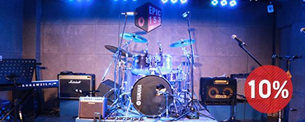 Epic 153 现场音乐咖啡厅