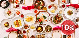 明洞亭韩式料理店