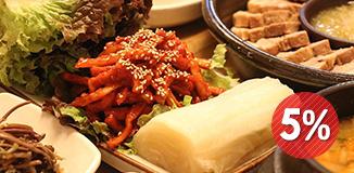 蒜蓉菜包肉