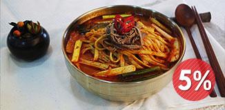 传统辣牛肉汤