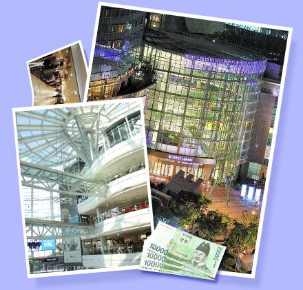 永登浦购物中心