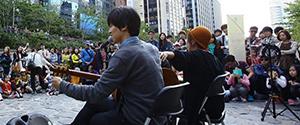 首尔街头艺术庆典