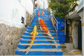 首尔梨花壁画村3