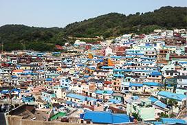 釜山甘川文化村3