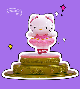 济州岛hello kitty乐园门票预订