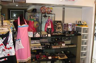 仁寺洞首尔旅游商品展销馆