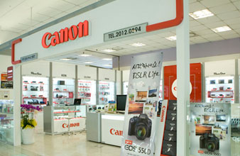 Canon 佳能数码直营店
