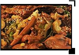 明洞海鲜汤&酱蟹