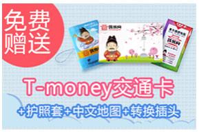韩游网tmoney交通卡