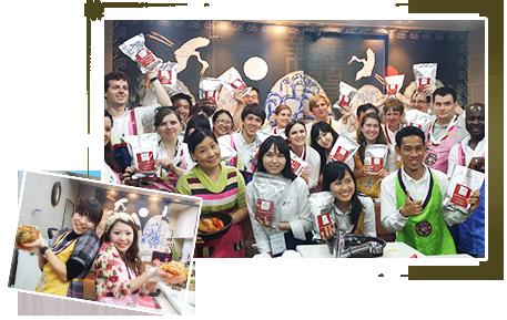 首尔泡菜文化体验