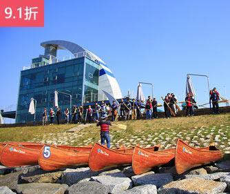 天空之桥+抱川艺术谷+香草岛乐园一日游