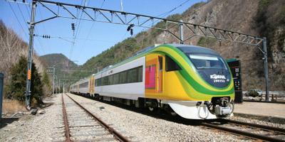 O-train观光列车票