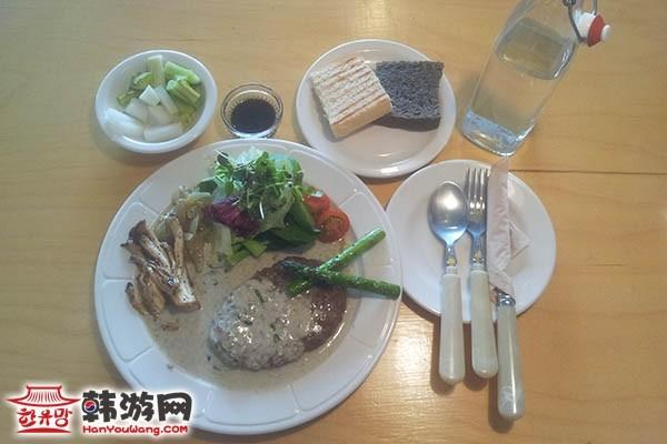 首尔Hu's Table 意式西餐厅_韩国美食_韩游网