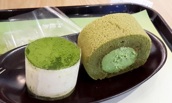 爱茉莉公司旗下甜品小店'OSULLOC'_韩国美食_韩游网
