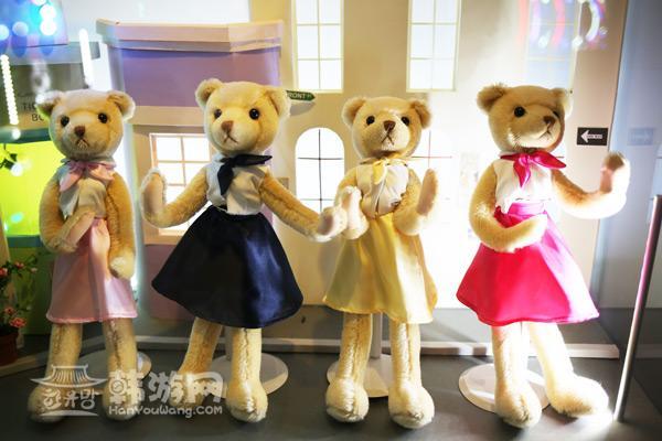 首尔明洞TETERU泰迪熊博物馆_韩国景点_韩游网
