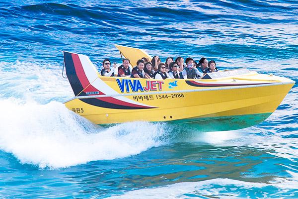 濟州島VIVA噴氣快艇_韓國景點_韓遊網