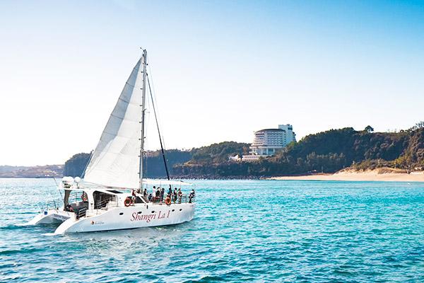 濟州島香格里拉遊艇觀光_韓國景點_韓遊網
