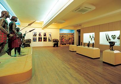 济州岛非洲博物馆_韩国景点_韩游网