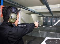 首尔南大门实弹射击体验