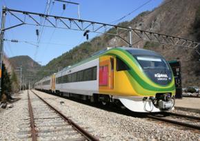 韩国O-train观光列车票