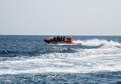 濟州島WORLD JET噴氣觀光遊艇_韓國景點_韓遊網