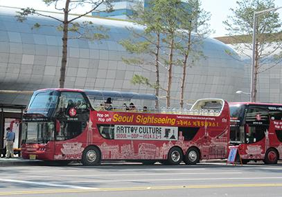 首尔双层观光巴士_韩国景点_韩游网