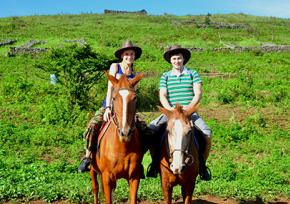济州岛轭头骑马场