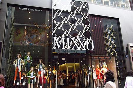 MIXXO服饰(明洞店)_韩国购物_韩游网