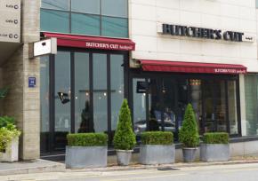 """清潭洞""""BUTCHER'S CUT""""西餐店"""