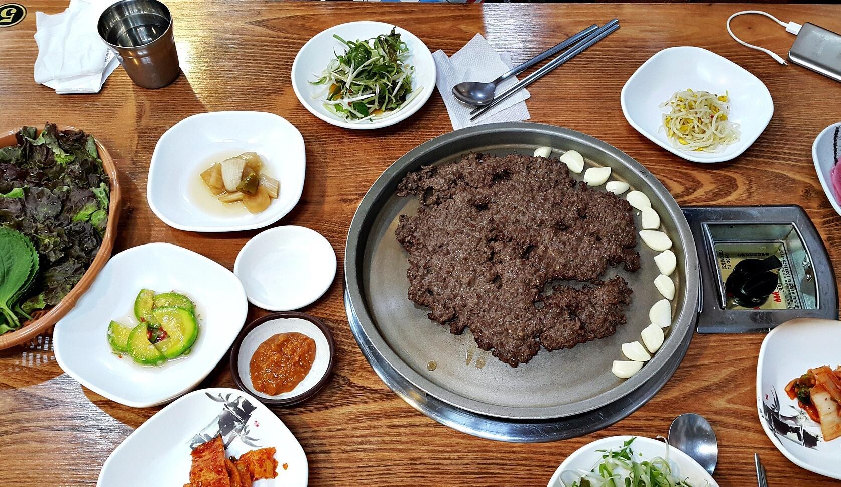 """往十里""""崔英熙彦阳烤肉""""烤肉店_韩国美食_韩游网"""