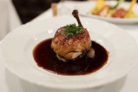 清潭洞 L'Espoir du Hibou法国餐厅_韩国美食_韩游网