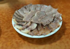 明洞味成屋雪浓汤(牛杂汤)