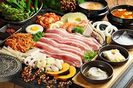 """首尔药水站""""火炙团""""烤肉店_韩国美食_韩游网"""