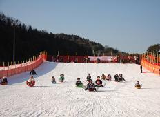 江原道伊利希安江村滑雪场度假村