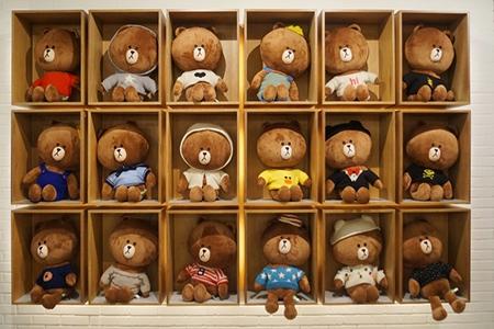 Line Friends Store 梨泰院店_韩国购物_韩游网