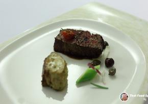江南区Ristorante Eo米其林一星创意意式餐厅