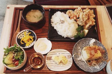 """庆熙大""""和乐味厨房""""日本家庭料理_韩国美食_韩游网"""