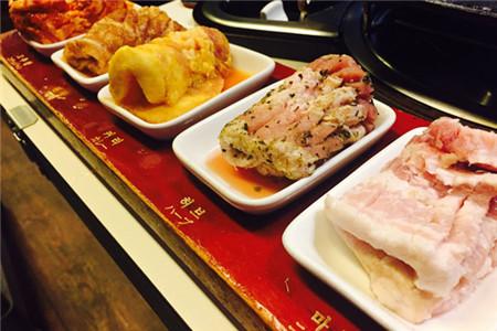 """首尔 """"八色烤肉""""东大门店_韩国美食_韩游网"""