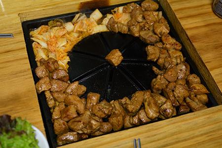 三仙洞 月明之家 烤肉店_韩国美食_韩游网