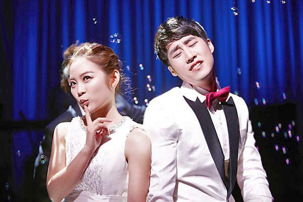 音乐剧《结婚快乐》_韩国景点_韩游网