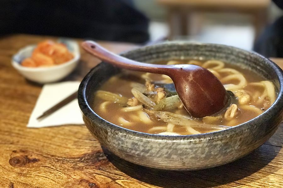 明洞 元禄 日式乌冬店_韩国美食_韩游网