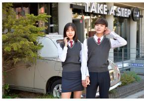 首尔韩式校服租赁