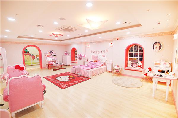济州Hello Kitty咖啡厅_韩国美食_韩游网